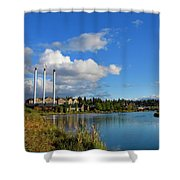 Beautiful Bend Shower Curtain