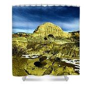 Beautiful Bisti Wilderness Shower Curtain