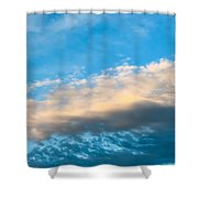 Beautiful Blue Skies Shower Curtain