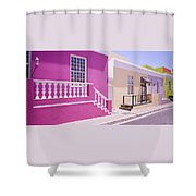 Beautiful Bo Kaap Shower Curtain