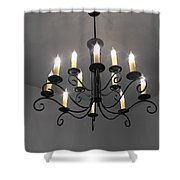 Beautiful Brightness Shower Curtain