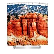 Beautiful Bryce Shower Curtain