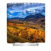 Beautiful Butte Shower Curtain