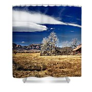 Beautiful Colorado Shower Curtain