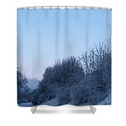 Beautiful Day Shower Curtain
