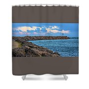 Beautiful Day Out Shower Curtain