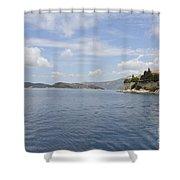 Beautiful Dubrovnik Shower Curtain