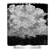 Beautiful Full Cloud Shower Curtain