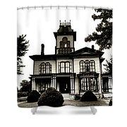 Beautiful House Shower Curtain