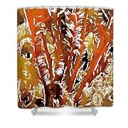 Beautiful Marine Plants 8 Shower Curtain