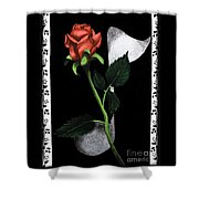 Beautiful Melody Shower Curtain