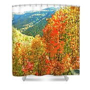 Beautiful Mother Nature  Shower Curtain