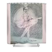 Beautiful Natalia Shower Curtain