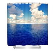 Beautiful Ocean Shower Curtain