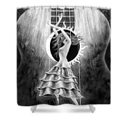 Beautiful Odyssey  Shower Curtain