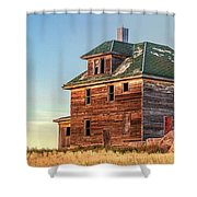 Beautiful Old House Shower Curtain