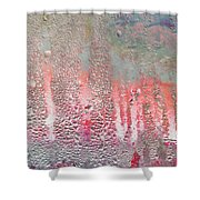 Beautiful Rainy Day Shower Curtain