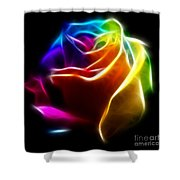 Beautiful Rose Of Colors No2 Shower Curtain by Pamela Johnson