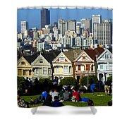 Beautiful San Francisco Shower Curtain
