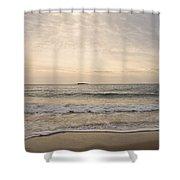 Beautiful Sand Beach Shower Curtain