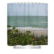 Beautiful Seascape Shower Curtain