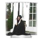 Beautiful Smile Shower Curtain