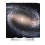 Beautiful Spiral Galaxy Shower Curtain