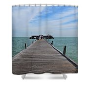 Beautiful Spring Day Shower Curtain