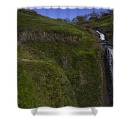 Beautiful Spring Falls Shower Curtain