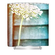 Beautiful Spring Flower Shower Curtain