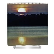 Beautiful Sun Shower Curtain