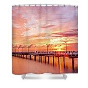 Beautiful Sunrise Shower Curtain