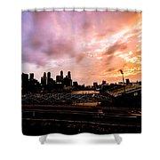 Beautiful Sunset 2 Shower Curtain