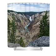 Beautiful View Shower Curtain