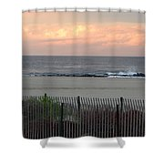 Beauty At The Beach Shower Curtain