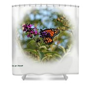 Beauty In God's Handiwork 2 Shower Curtain