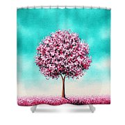 Beauty In The Bloom Shower Curtain