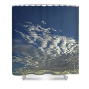 Beauty In The Clouds Shower Curtain