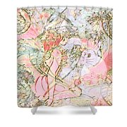 Beauty In The Meadow Shower Curtain