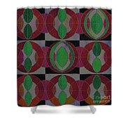Beauty Of Design Shower Curtain
