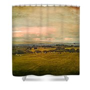 Beauty Of Ireland Shower Curtain