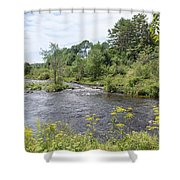 Beauty Of Nature Shower Curtain