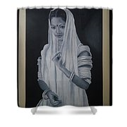 Beauty Of Rajasthan Shower Curtain