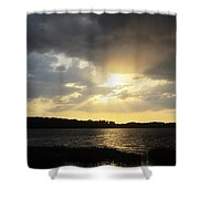 Beauty Of Sunset Shower Curtain