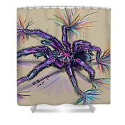 Beauty Of The Crawlies Shower Curtain