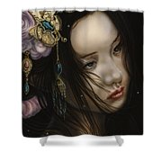 Beauty Of The Orient Shower Curtain