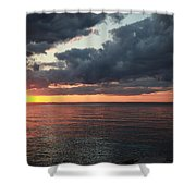 Beauty Of The Sunrise Shower Curtain