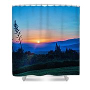 Beauty On The Water Shower Curtain