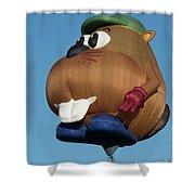 Beaver Shower Curtain