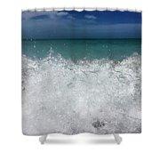 Beckon Shower Curtain